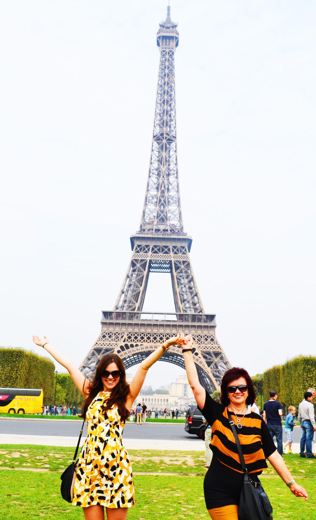 Je t'aime Paris!  Eine köstliche Reise in eine der schönsten Städte der Welt!