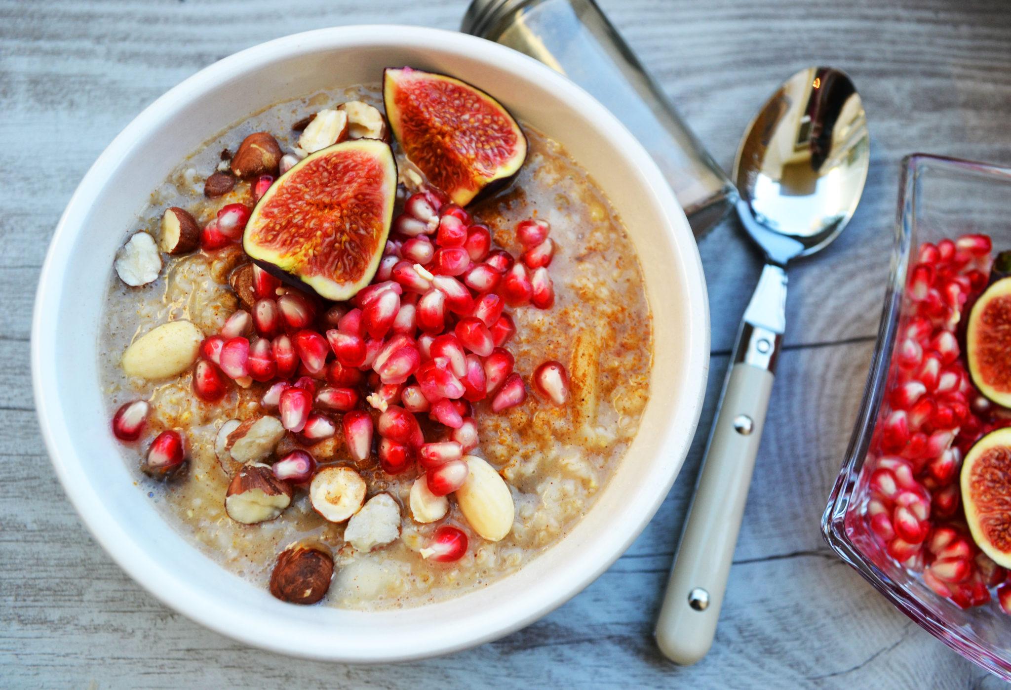 porridge kalorienarm rezept