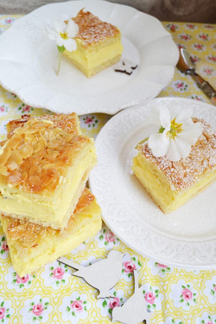 Süßer Kuchen-Klassiker! Bienenstich