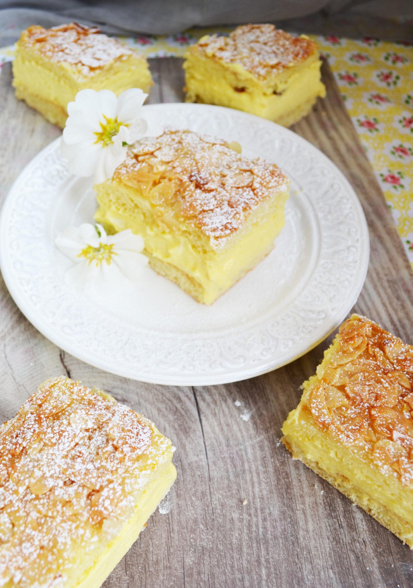 Bienenstich kuchen geschichte