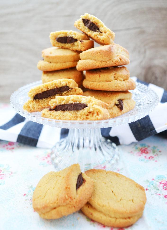 Wir lieben doch alle Cookies! Erdnussbutter-Schoko-Cookies von Cynthia Barcomi