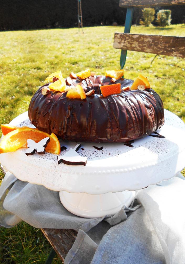 Ein Muss für Schokoliebhaber! Chocolate-Orange-Bundt Cake