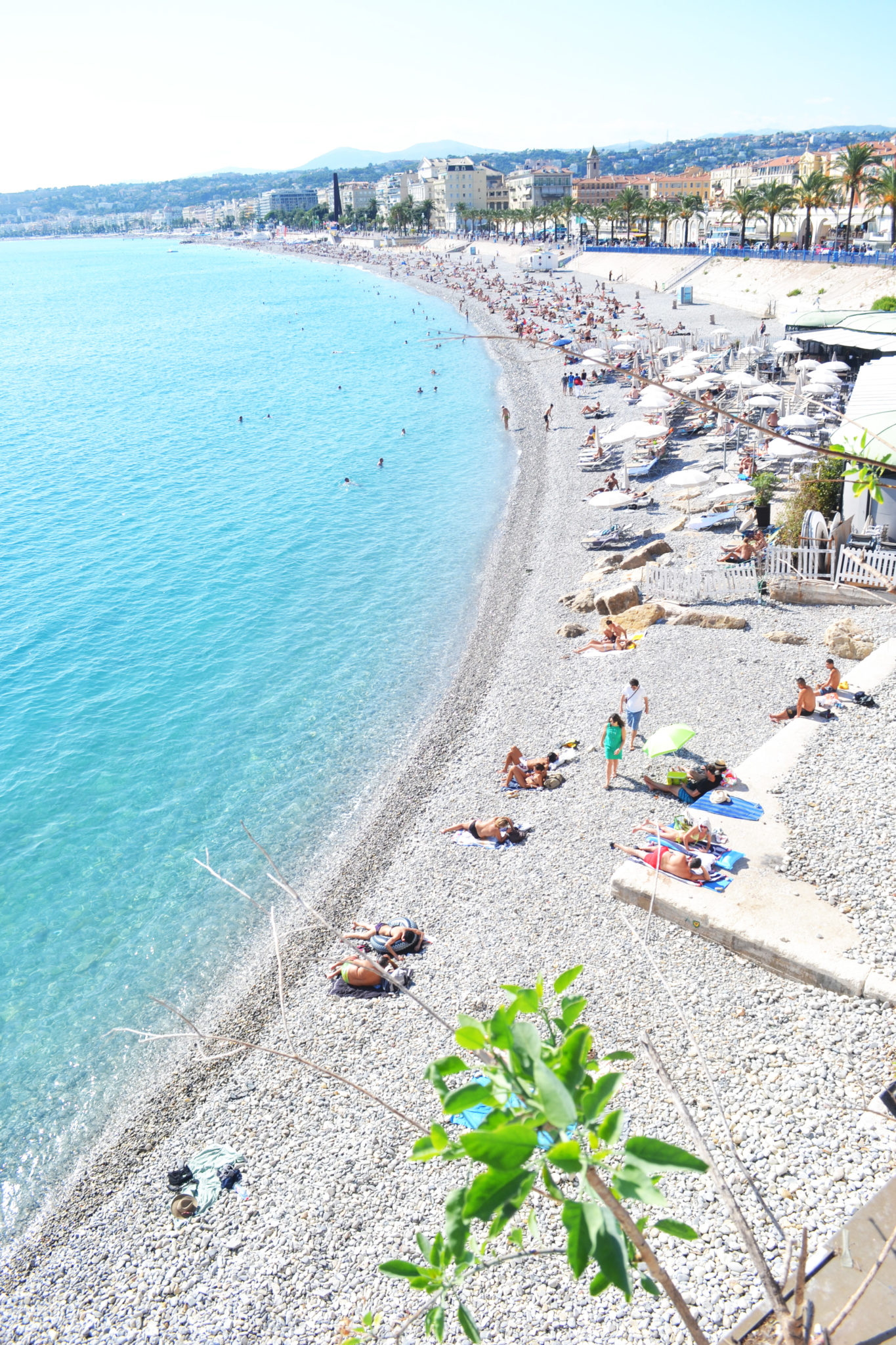 Das Leben geniessen an der schönen Côte d' Azur!
