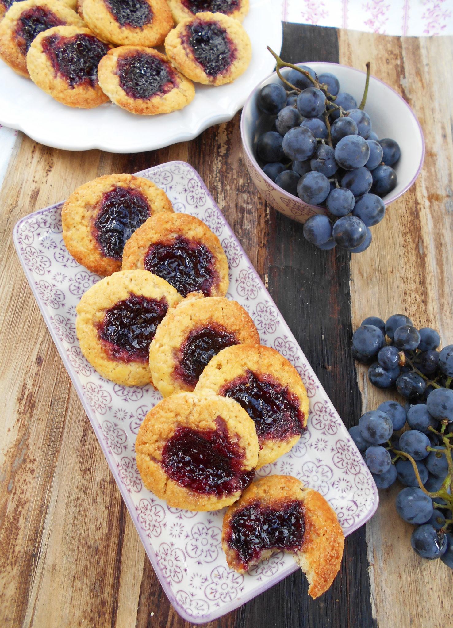 Home Baked! Süße Marmeladen-Taler