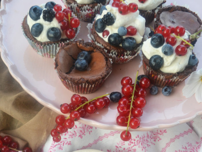 Cupcakes & Muffins Sommer