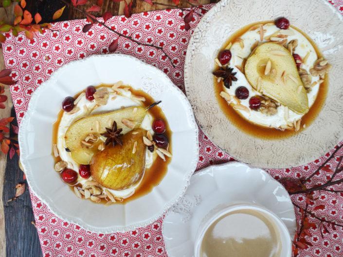 Desserts Winter