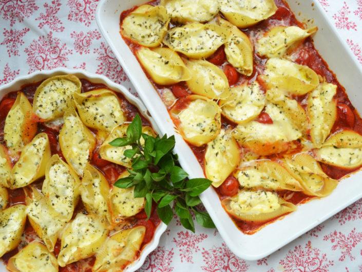 Pizza / Pasta / Risotto