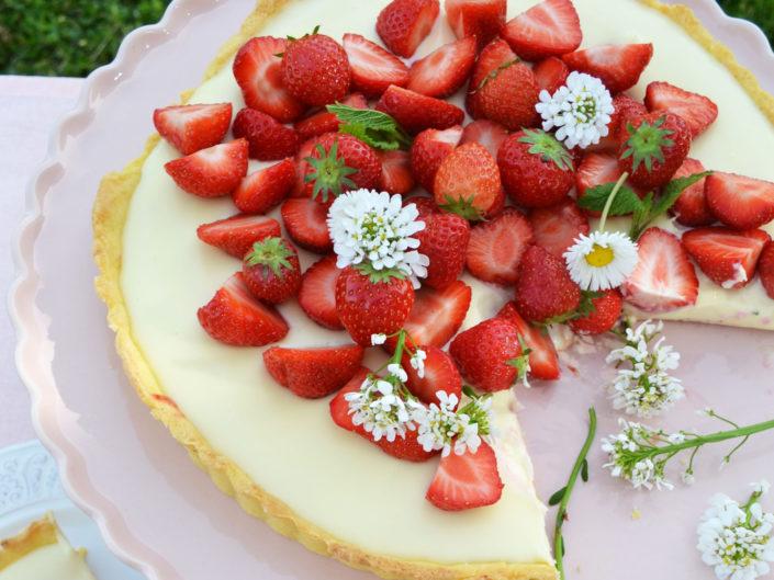 Süße Tartes & Tartelettes Frühling